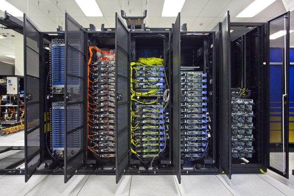 Picture of a multiple server